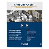 Label Tracker Datasheet