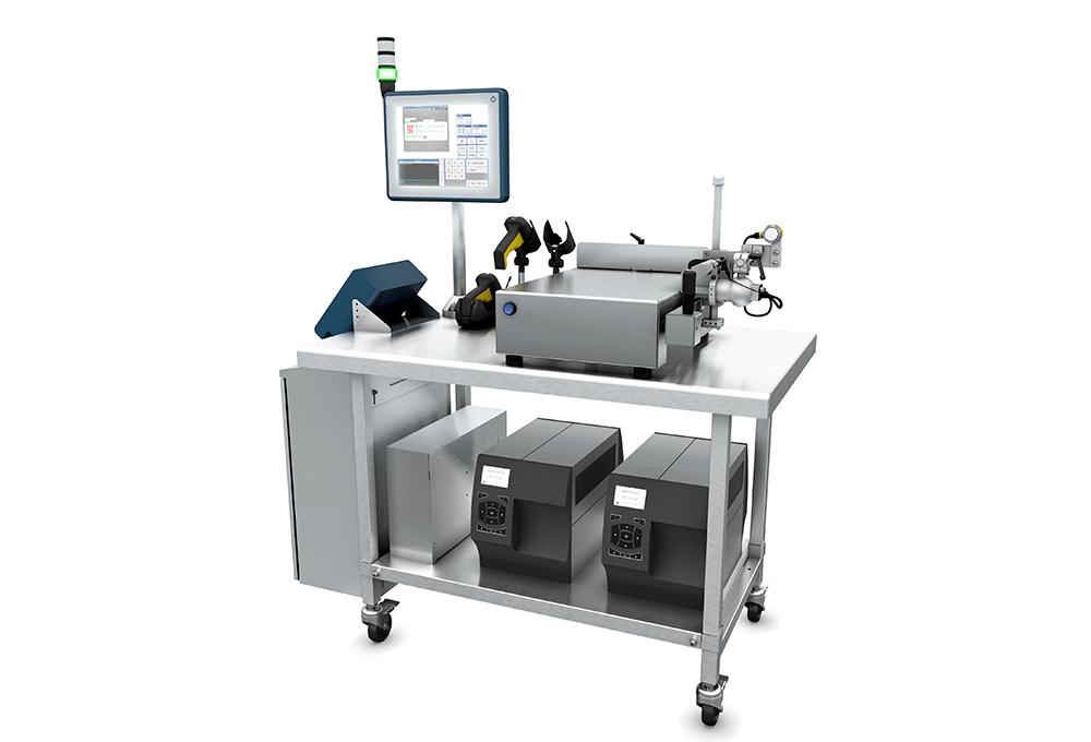 Manual Print Station