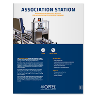 Association Station Datasheet